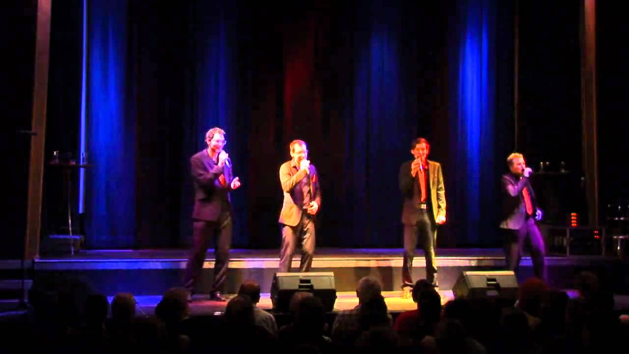 KiBA singt: Weihnacht (maybebop) Acapella - YouTube