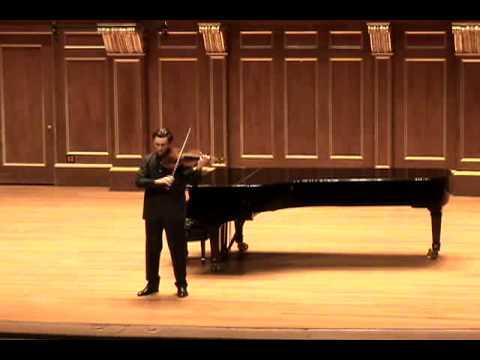 Hindemith Sonata Op. 31/4 - Dimitri Murrath