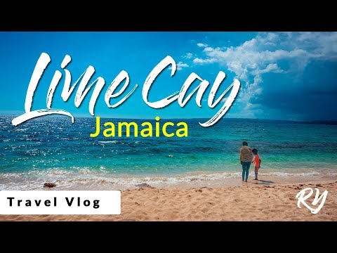 Lime Cay Jamaica 2017   Roaming Yardy (HD)
