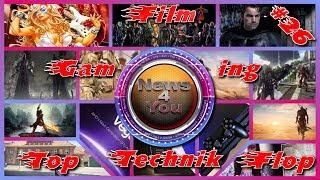 * NEWS 4 YOU * #026/ Heute mit:Avengers: Infinity War /Batman/Assassin's Creed: Origins & mehr !