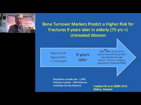 Paul Miller - Keynote - Biochemical Markers of Bone Turnover in the Management of...
