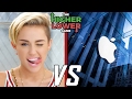 MILEY CYRUS VS APPLE The Higher Lower...