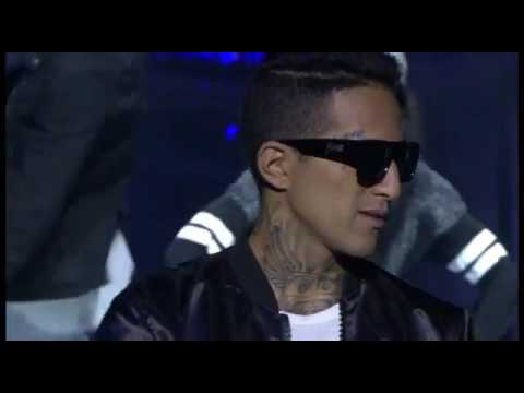 Neutro Shorty - El Reloj (Premios pepsi music 2017)