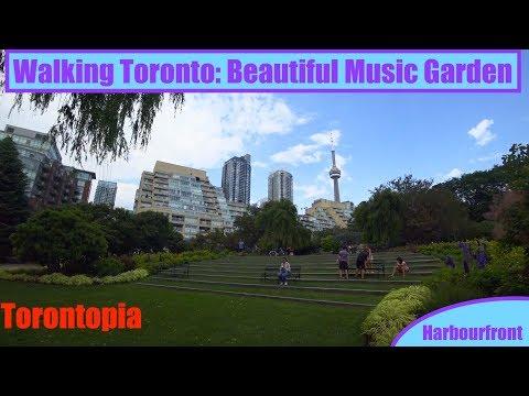 Walking Toronto: Harbourfront's