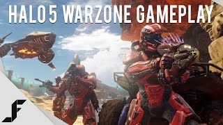Halo 5 Warzone Multiplayer Gameplay thumbnail