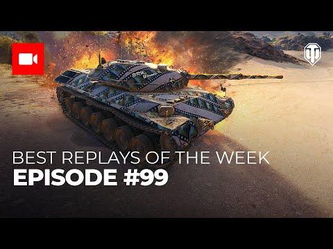 Best Replays Of The Week: Episode #99