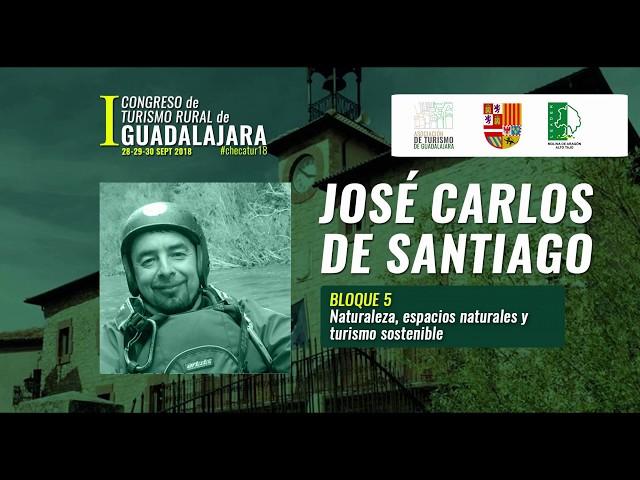 José Carlos de Santiago, de ASDON Aventura - #checatur18