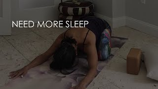 Can yoga help for insomnia?