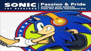 """Sonic The Hedgehog: Passion & Pride """"It Doesn"""