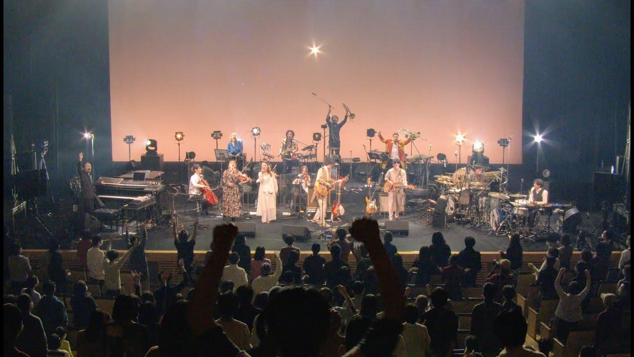 『けものたちの名前』Tour Final 公演より、アンコール曲「JUMP」の映像を公開