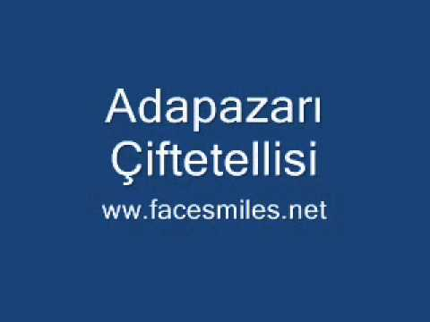 Adapazarı Çiftetellisi - Ada Çiftetelli