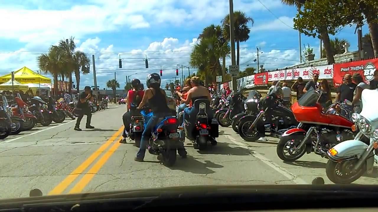 2016 Biketoberfest Daytona Beach Florida