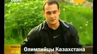 Илья Ильин готов к выходу на олимпийский помост