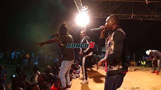 Msanii wa muziki wa hip hip Professor J ambaye pia ni mbunge wa Mik...