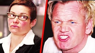 10 Times Gordon Ramsay Had HEATED OUTBURSTS (Kitchen Nightmares)