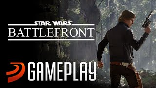 Star Wars Battlefront: Completo Gameplay desde la Galaxia