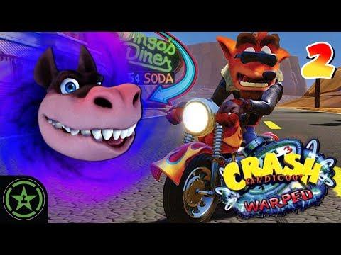 Let's Watch - Crash 3: Warped - Almost Good (Part 2)