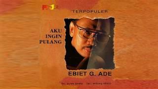 Gambar cover 20 Lagu Top Hits Ebiet G. Ade