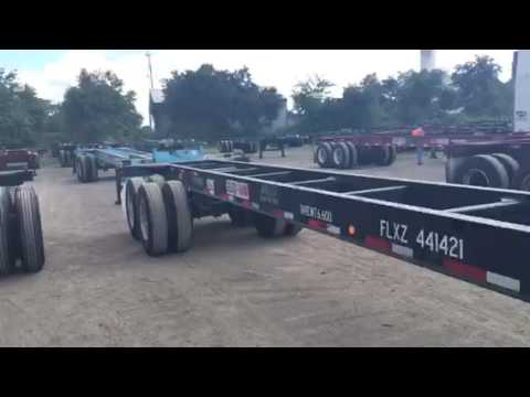 Container Chassis Yard Training