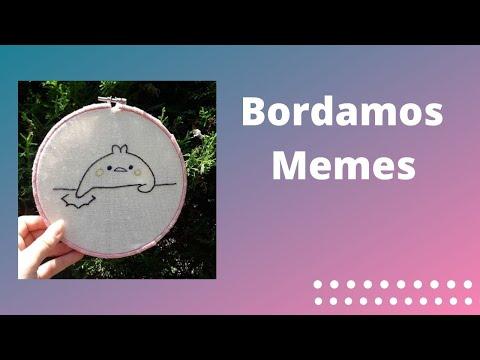 Bordamos Memes