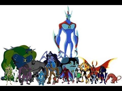 Ben10 All Ultimate Aliens Youtube