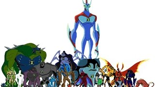 Ben10 all ultimate aliens