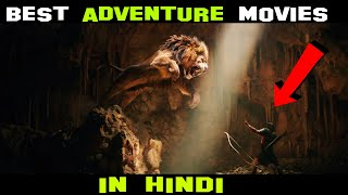 Top 15 Adventure Movies of Hollywood IN HINDI