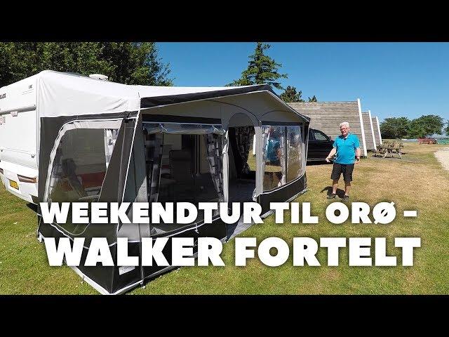 Weekendtur Til Orø - Walker Fortelt