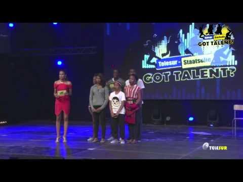 Finale Got Talent Suriname 2014 derde Ronde [Telesur-Staatsolie]