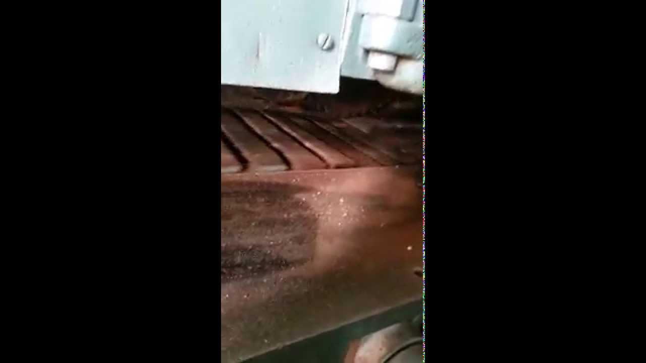 Рамный многопильный станок Wintersteiger DSG150 Eco - YouTube