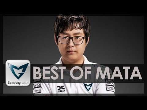 Best of SSW Mata - Worlds Highlights (Support MVP)