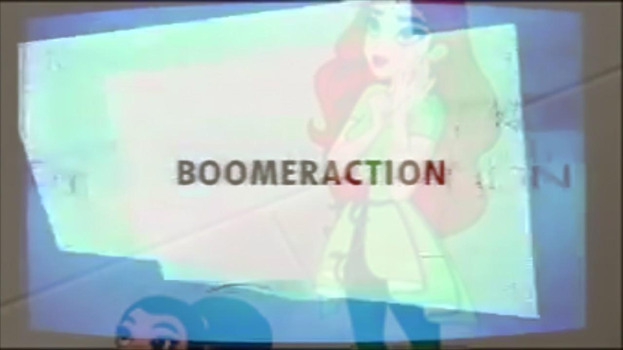 DC Super Hero Girls (Coming Up Next) Boomeraction