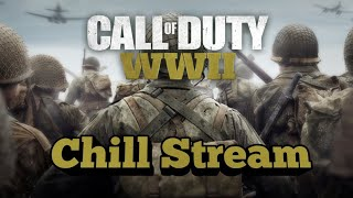 CALL OF DUTY: WW2   Chill Stream