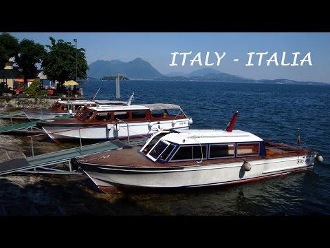 Italy Tourism: Lake Maggiore / Lago Maggiore & Lake Orta / Lago Orta - Italia turismo