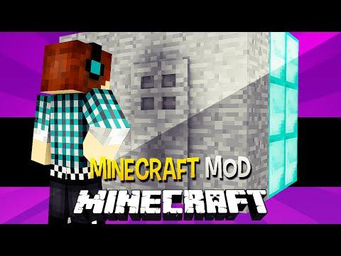 Minecraft: Blocos Secretos e Camuflados !! - SecretRoomsMod