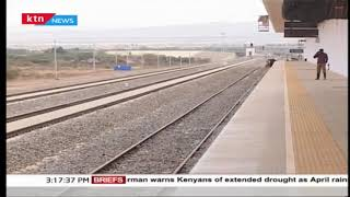 Extension of Nairobi-Naivasha SGR to be completed later in the year