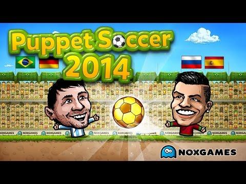 ⚽Puppet Soccer 2014 – Big Head Football 🏆 1