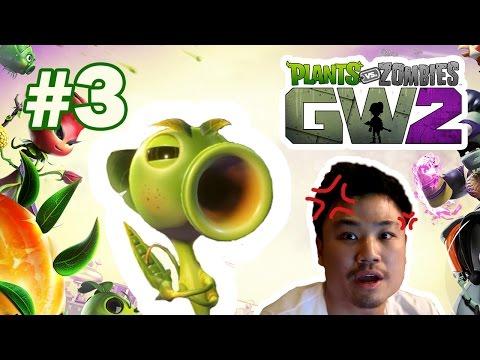Plants vs Zombies : Garden Warfare 2 [Indonesia] - Garden Ops - CRAZY MODE ! GILA BANGET ! MATI NYA