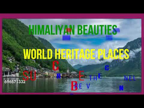 WORLD HERITAGE PLACES