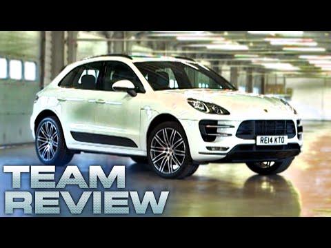 Porsche Macan Turbo Team Review Fifth Gear