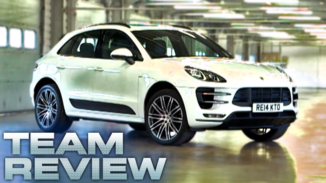 Porsche Macan Turbo (Team Review) - Fifth Gear - YouTube