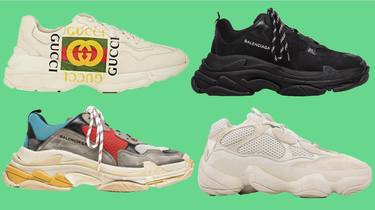 dad sneakers cheap