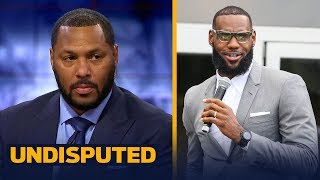 Eddie House on why the Lakers aren't NBA title contenders....yet | NBA | UNDISPUTED