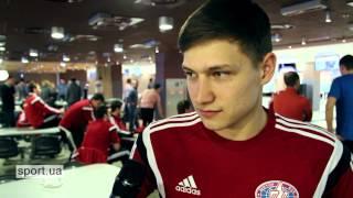 Артем Козакевич, игрок команды «Мотор»