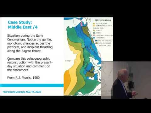 Petroleum Geology: Part-2, Basin type and their exploration