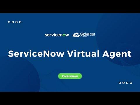 ServiceNow Virtual Agent | Demo