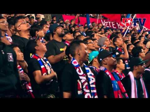 SETIA BERSAMAMU - Boys Of Straits (JDT vs Perak)