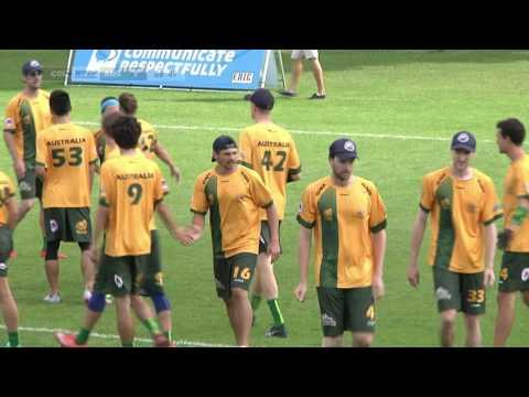 WUGC 2016 - Colombia vs Australia Mixed