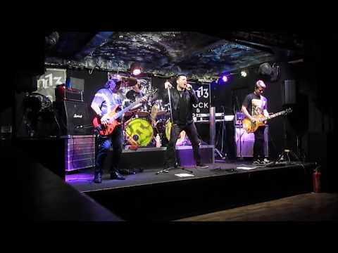 Project F - One Minute (Uriah Heep cover) - - - m13 rock & pub - - -