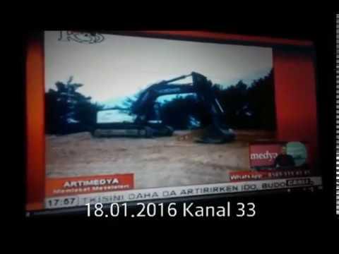 18.01.2016 Kanal 33 Meleket Meseleleri Programı - Mersin Erdemli Sinap Köyü